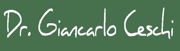 Giancarlo Ceschi – Psicologo Logo
